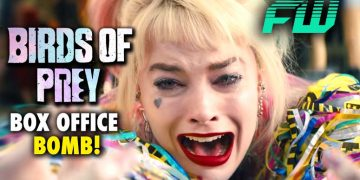 Birds Of Prey box office