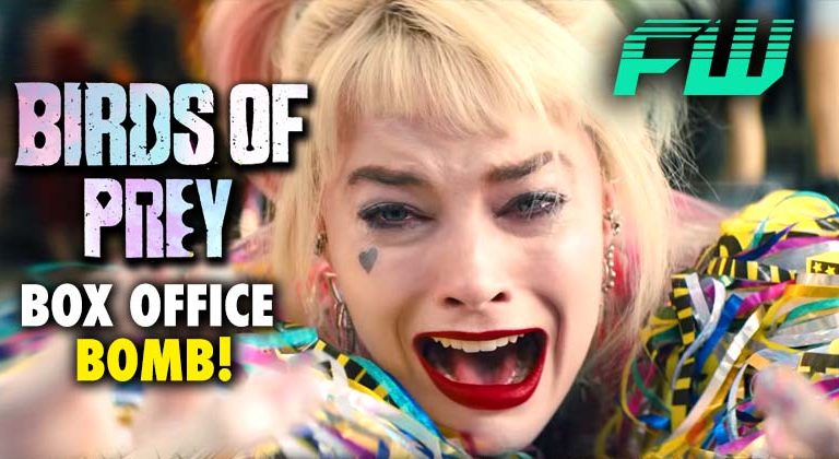 Birds Of Prey Fails Box Office Expectations for DC