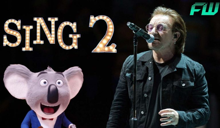 EXCLUSIVE: U2's Bono to Star in Illumination's SING 2