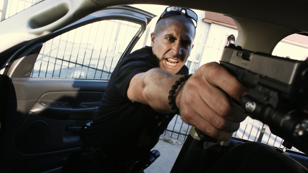 Jake Gyllenhaal in End of Watch (2012)