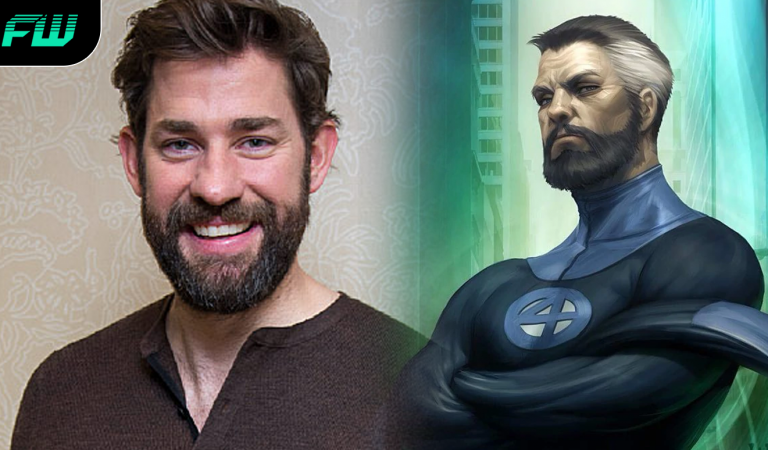 John Krasinski Wants To Play Mister Fantastic In The MCU
