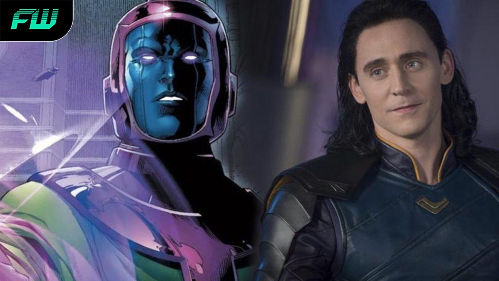 Kang the Conqueror and Loki