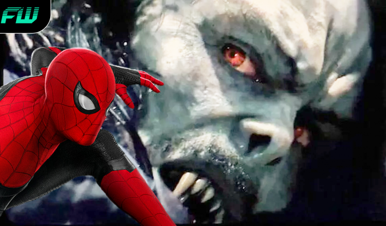 Morbius Set Photos Tease Strong MCU Presence