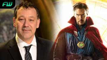 Sam Raimi In Talks To Direct Doctor Strange Sequel