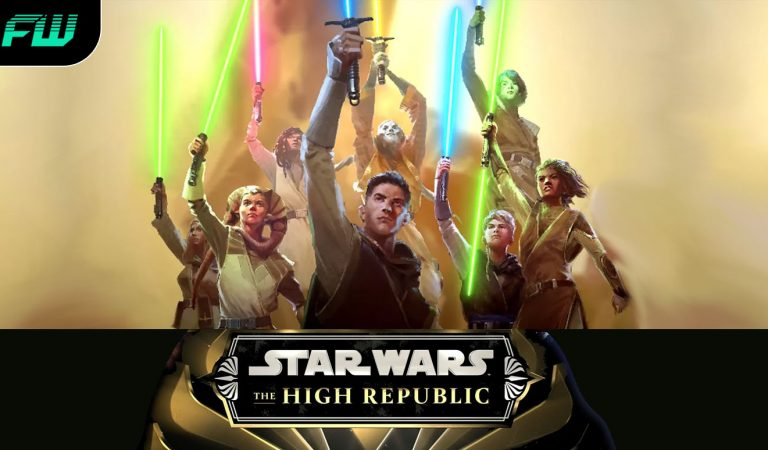 LucasFilm Unveils the future of Star Wars – The High Republic