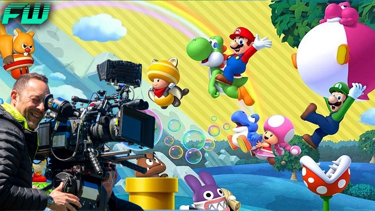 Exclusive New Super Mario Bros Movie Details Revealed Fandomwire