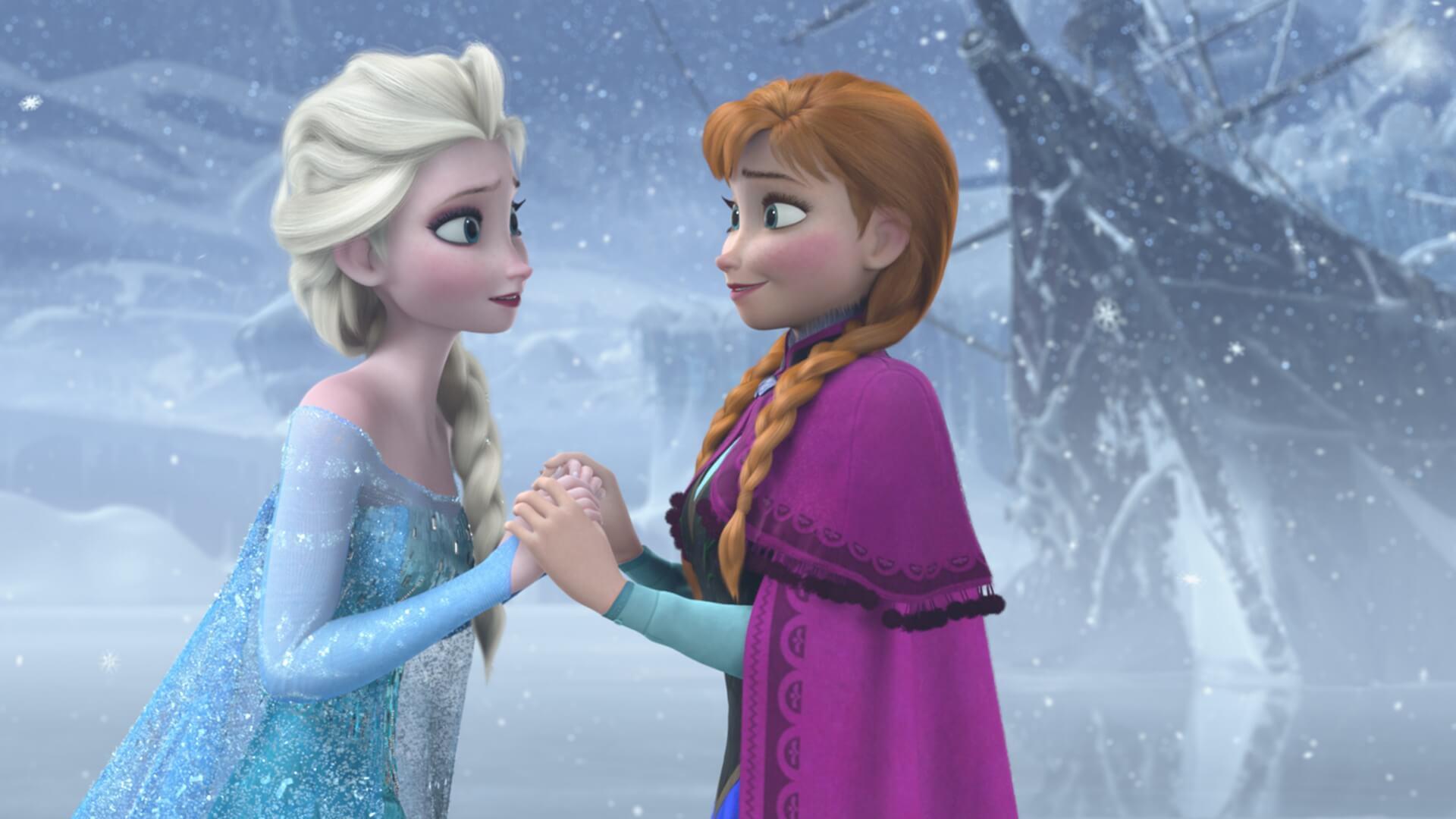 Disney's Frozen (2013)