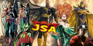 DC's Black Adam To Feature Epic JSA Battles With These Superheroes