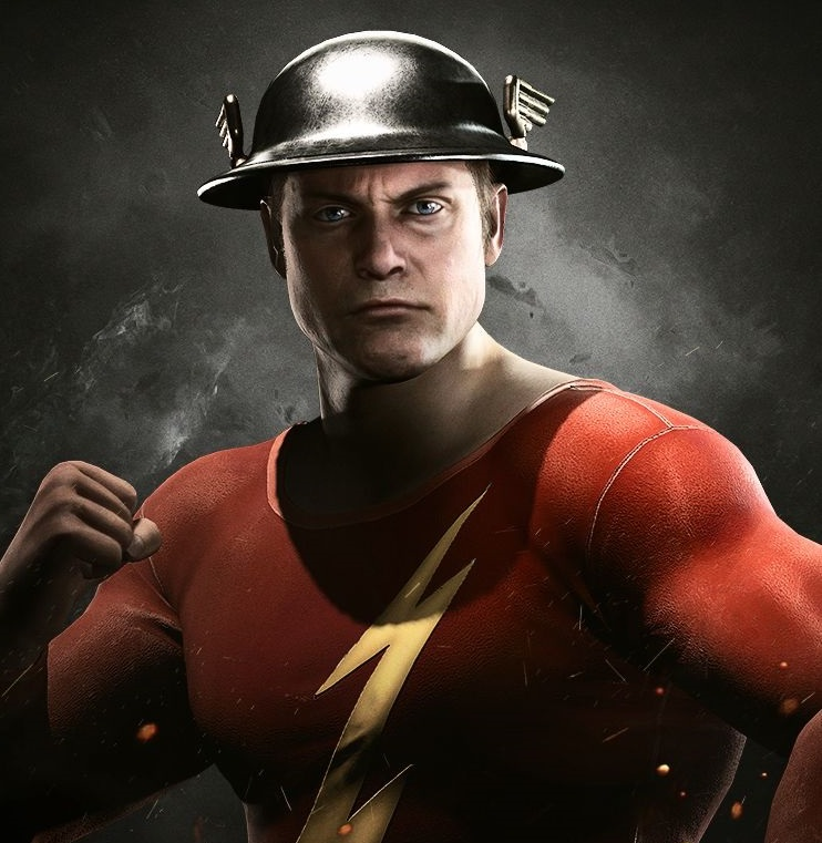 Jay Garrick The Flash