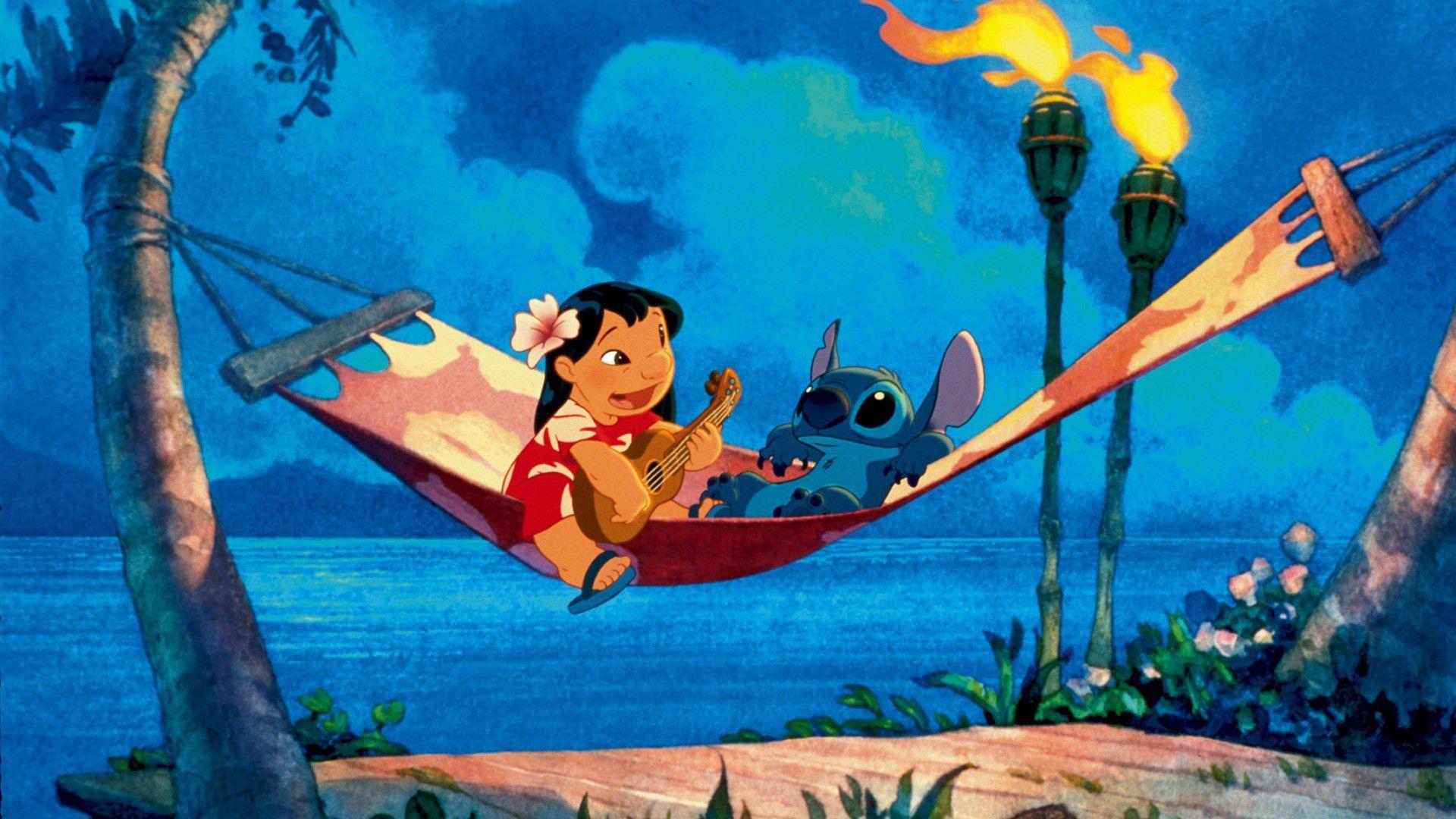 Disney's Lilo and Stitch (2002)