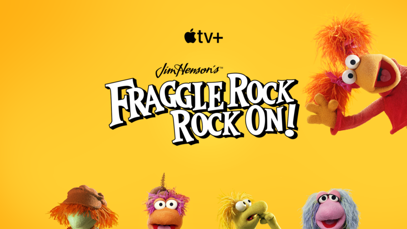 Fraggle Rock Reboot