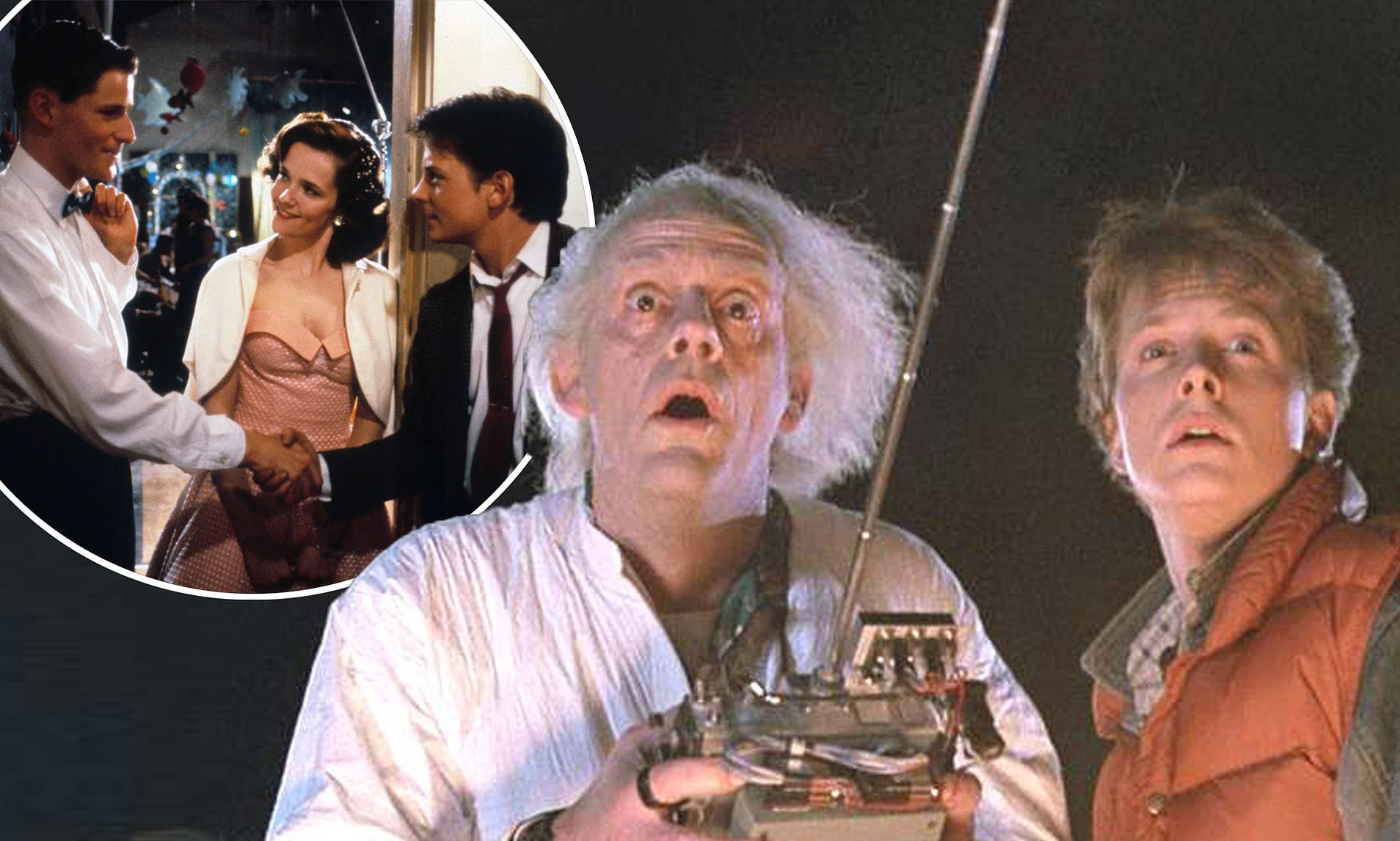 Back to the Future Plot Hole
