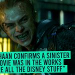 "Dane DeHaan Confirms a Sinister Six Movie Was in the Works ""Before All the Disney Stuff"""
