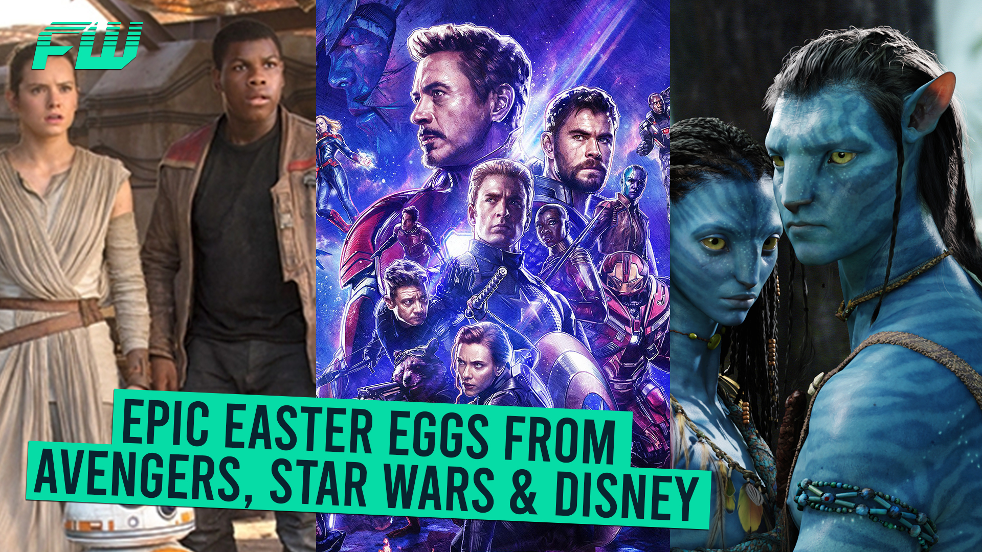 Epic Easter Eggs From Avengers Star Wars And Disney Fandomwire
