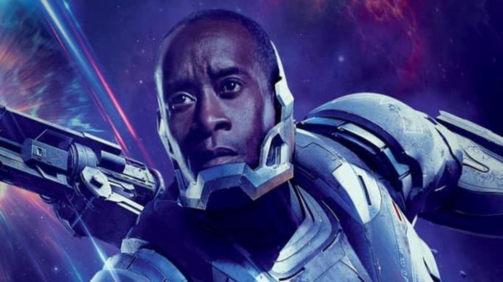 Don Cheadle's contract with Marvel comes to an end