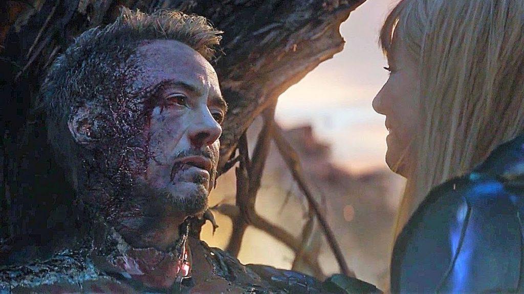 Iron Man's last few moments