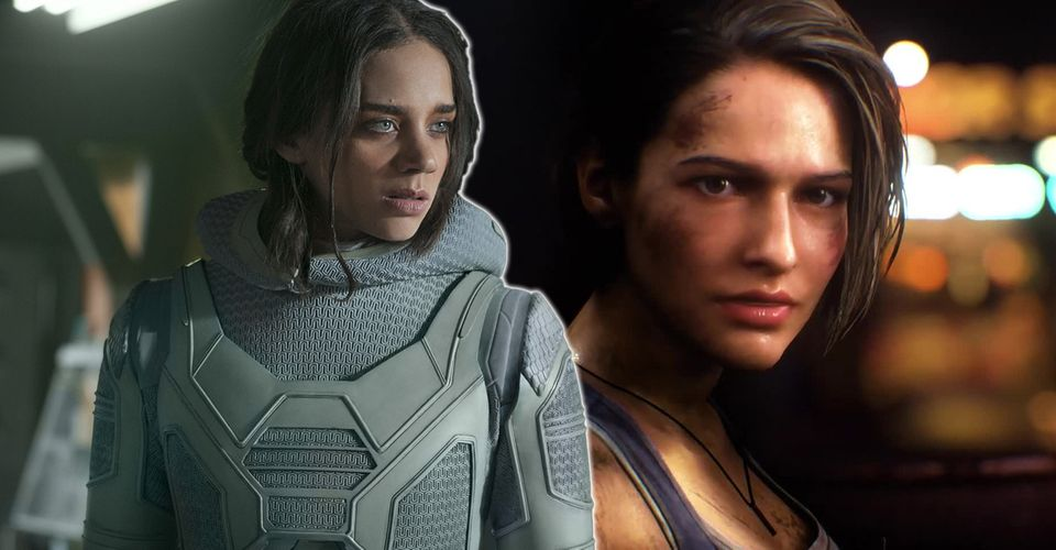 Why does Hannah John-Kamen suit best for Valentine's role?