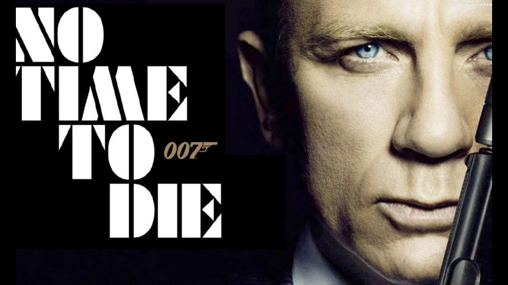 This Version of James Bond No Time To Die Sounds Epic