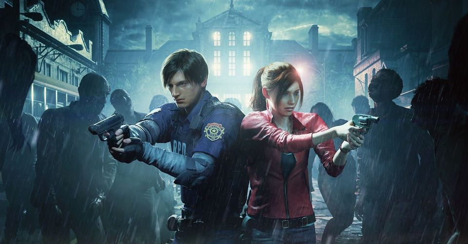 Plans of a reboot of the Resident Evil Story.
