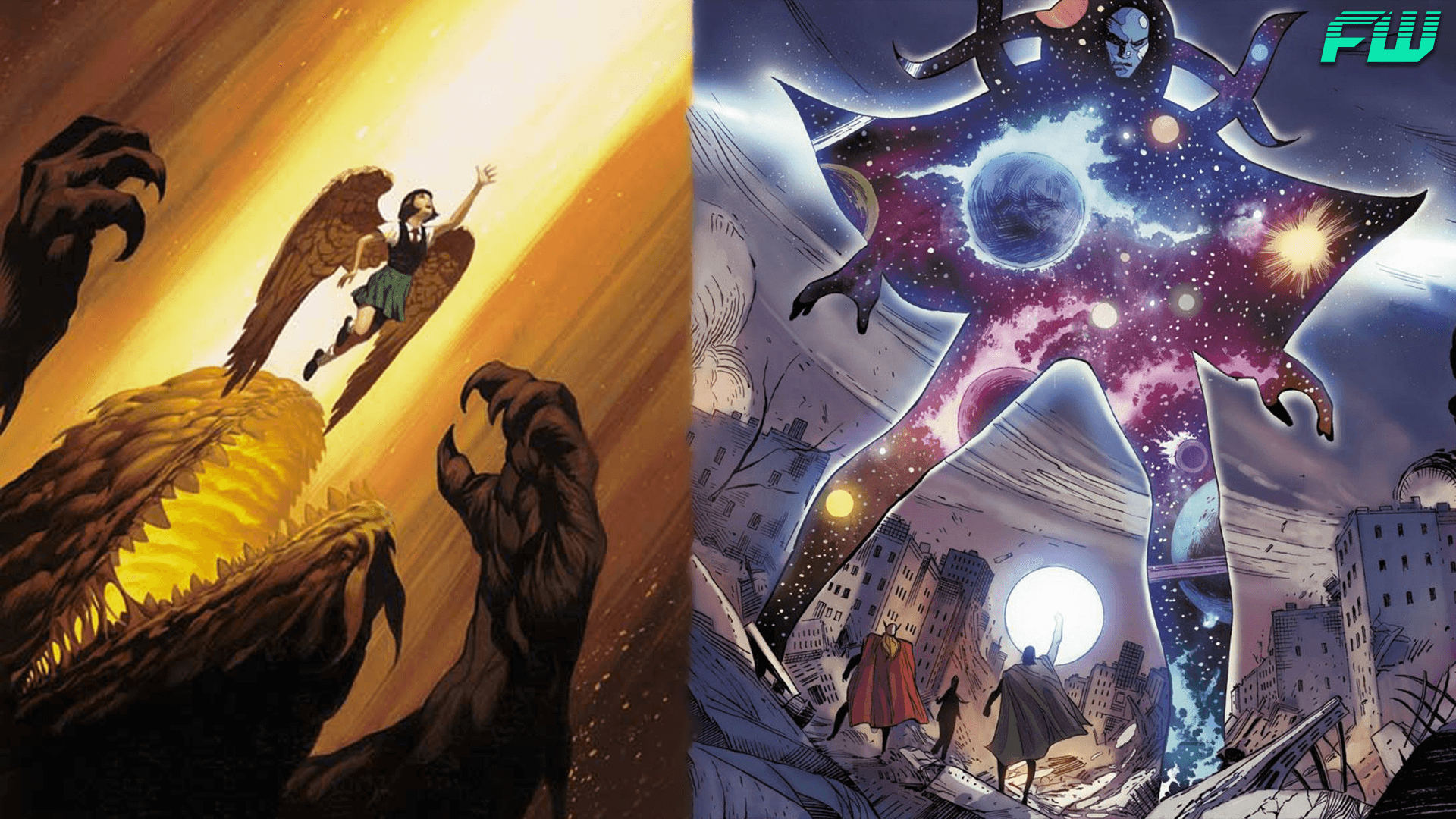 Marvel Vs DC: Who Is The Most Powerful Superhero.
