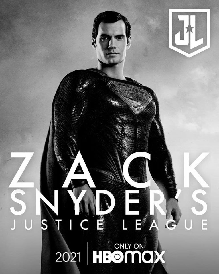 6 New Justice League Snyder Cut Posters Released