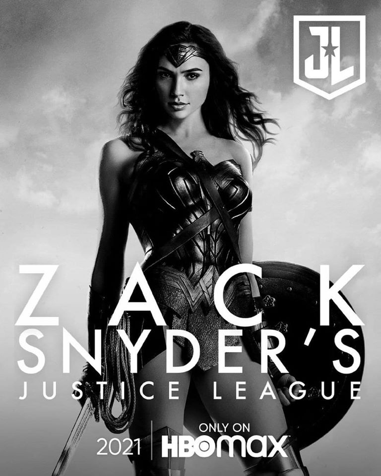 6 New Justice League Snyder Cut Posters Released - FandomWire