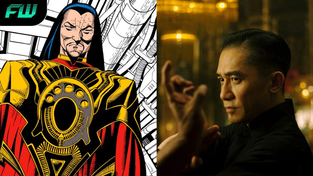 Tony Chiu-Wai Leung will be playing The Mandarin in Marvel Studios' Shang-Chi