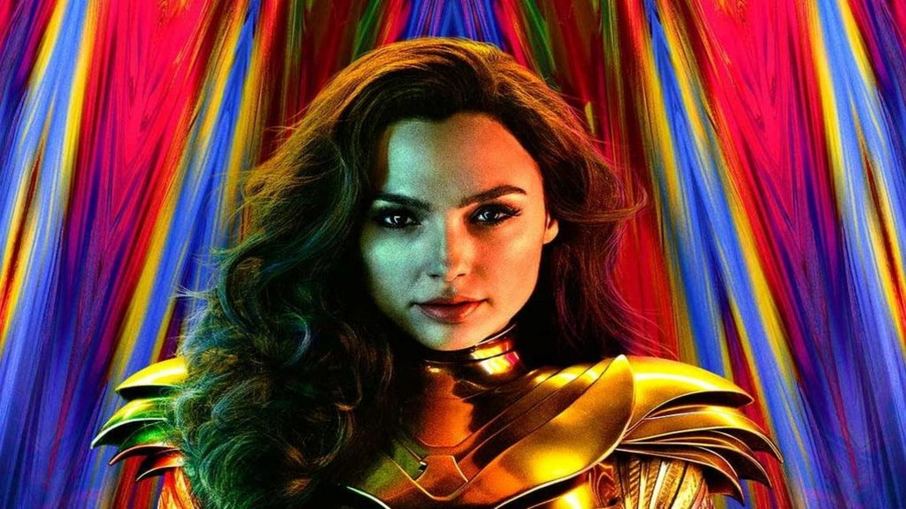The new poster highlights the new avatar of Wonder Woman