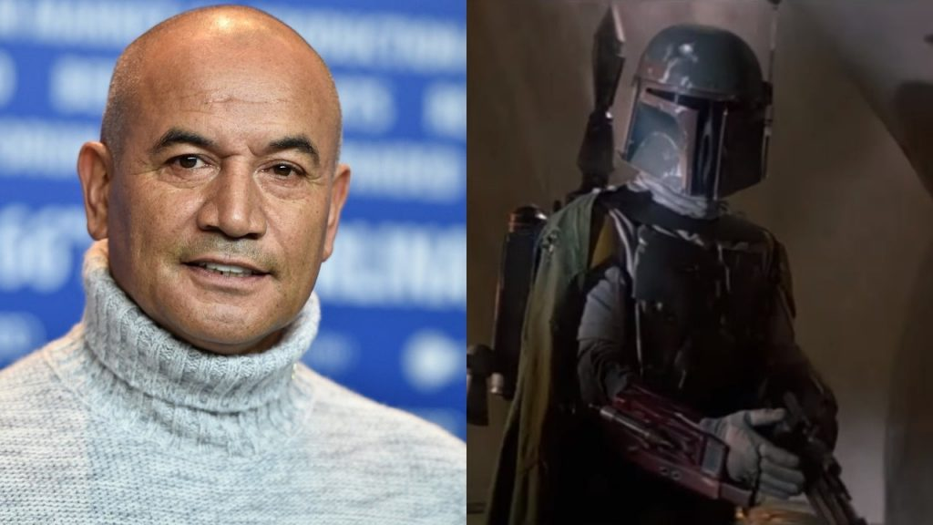 What is with the surprising entry of Boba Fett?