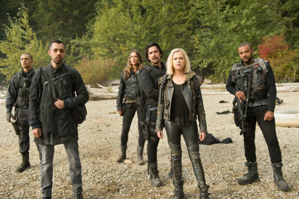 The 100's teaser trailer is out and addictive.