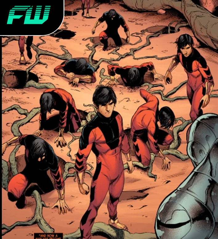 Shang-Chi power