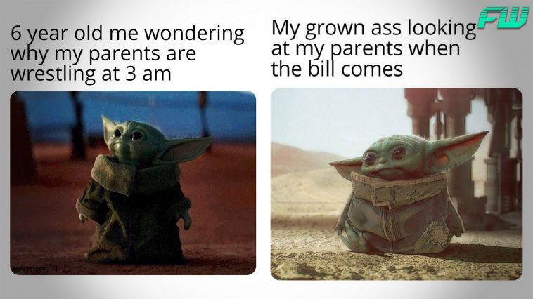 Everyone Can Relate To These 10 Entertaining Baby Yoda ...
