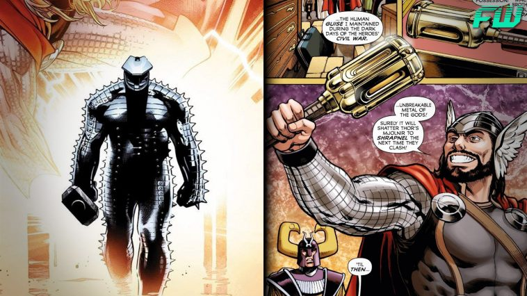Powerful Marvel Weapons