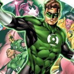Green Lantern Fan Cast