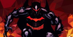 We'd like to see the Hellbat suit in the next Arkham game