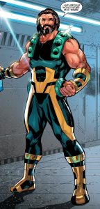 Hercules in the Marvel Comics