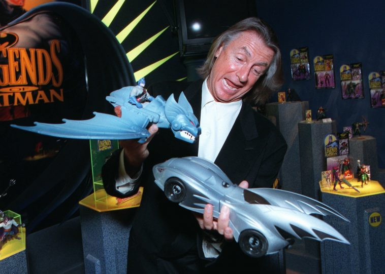 Batman Forever and Batman & Robin director Joel Schumacher passed away at age 80 after his battle with Cancer.