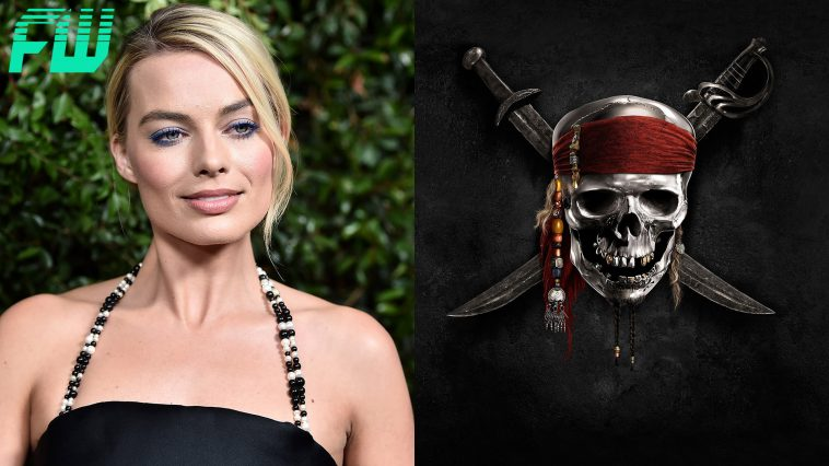Margot Robbie Pirates of the Caribbean