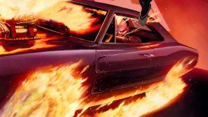 Robbie Reyes/Ghost Rider