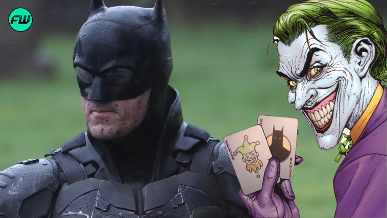 New Joker To Be Main Villain of The Batman Trilogy