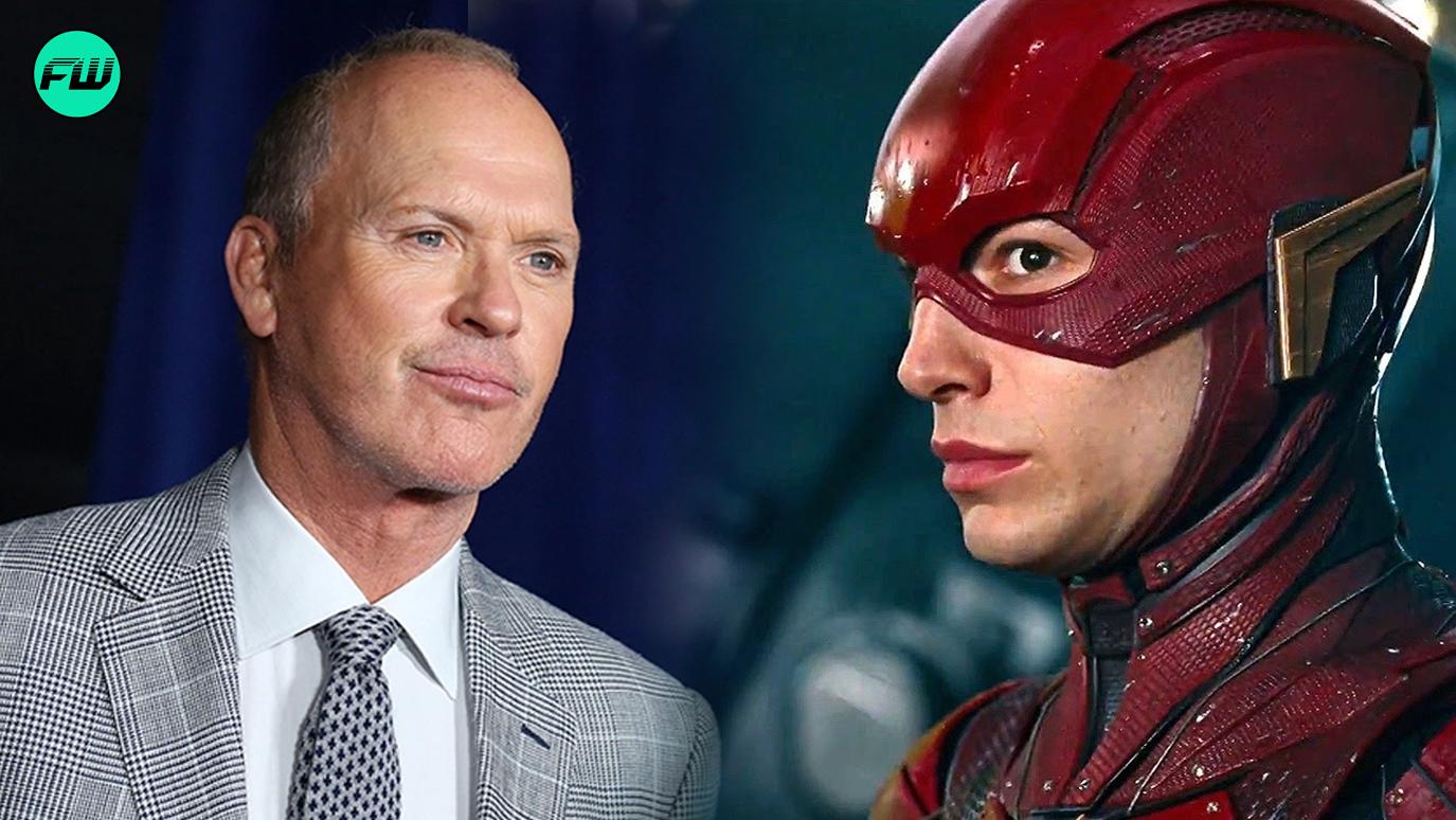 Michael Keaton To Return As Batman In Flashpoint Movie