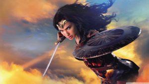 DC Superhero Wonder Woman