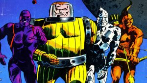 Original Guardians of the galaxy in comics
