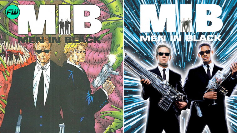 10 Films You Didn't Know Were Based On Comics