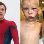Bridger Walker Gets Exciting Invitation From Spider-Man Star Tom Holland