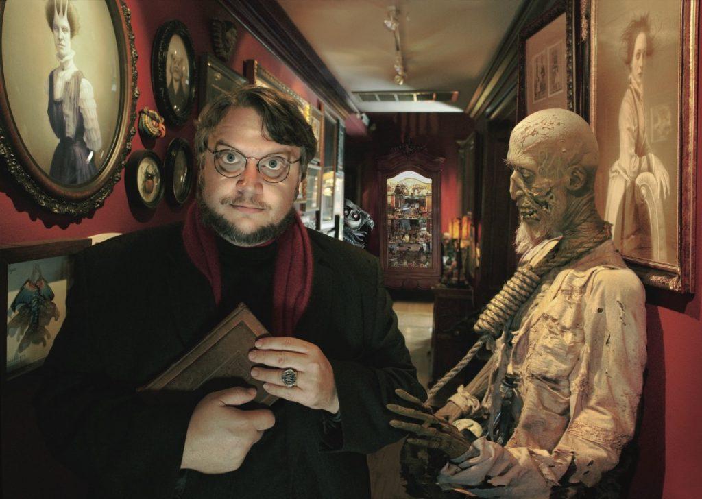 Guillermo del Toro Frankenstein