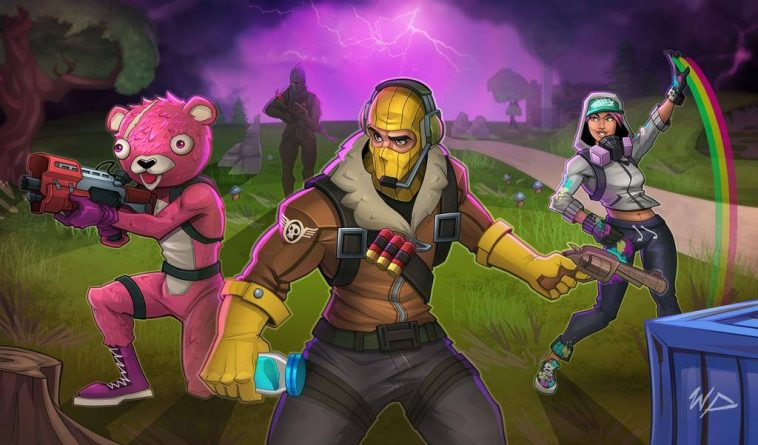 Top 10 Exciting Fortnite Fan Art Fandomwire Season 8 of fortnite is on the way which means we're looking at brand new skins in the battle pass along with. top 10 exciting fortnite fan art