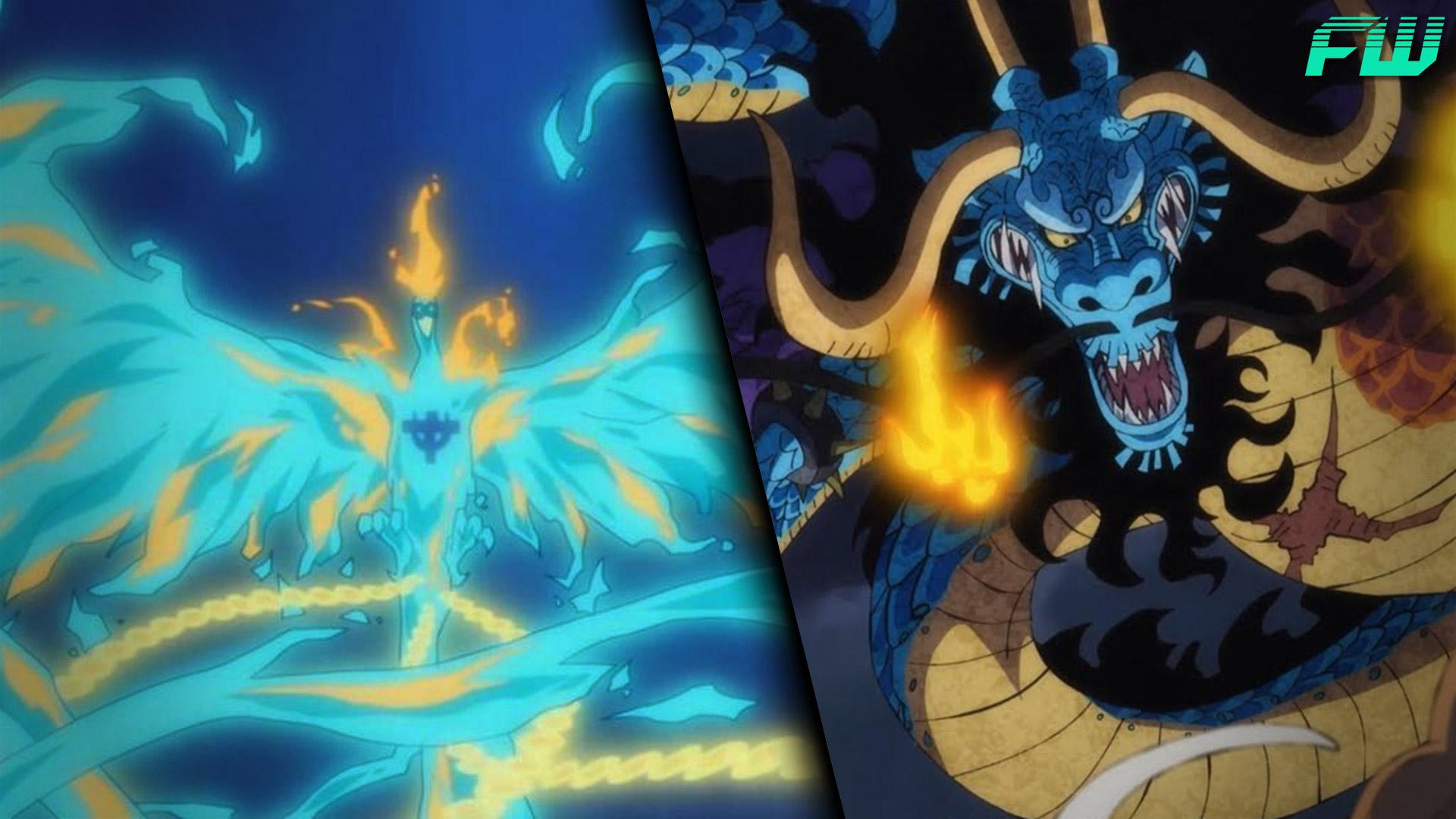 Ranked: 9 Godlike Devil Fruits of One Piece - FandomWire