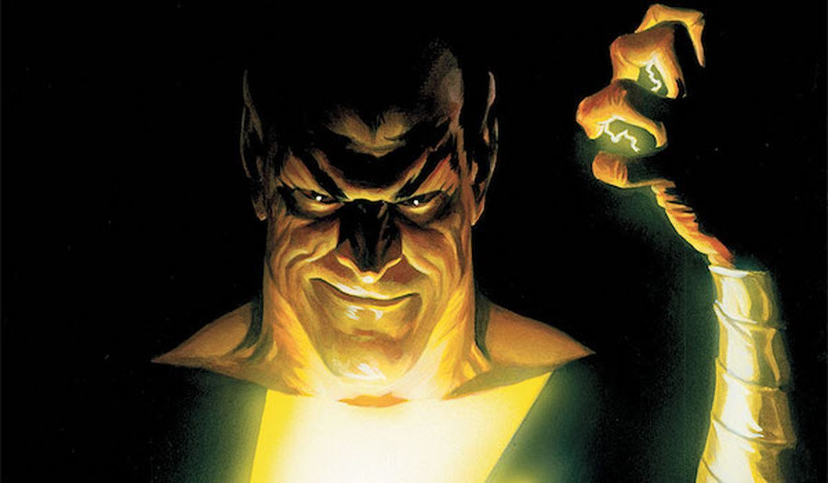 Black Adam by Alex Ross