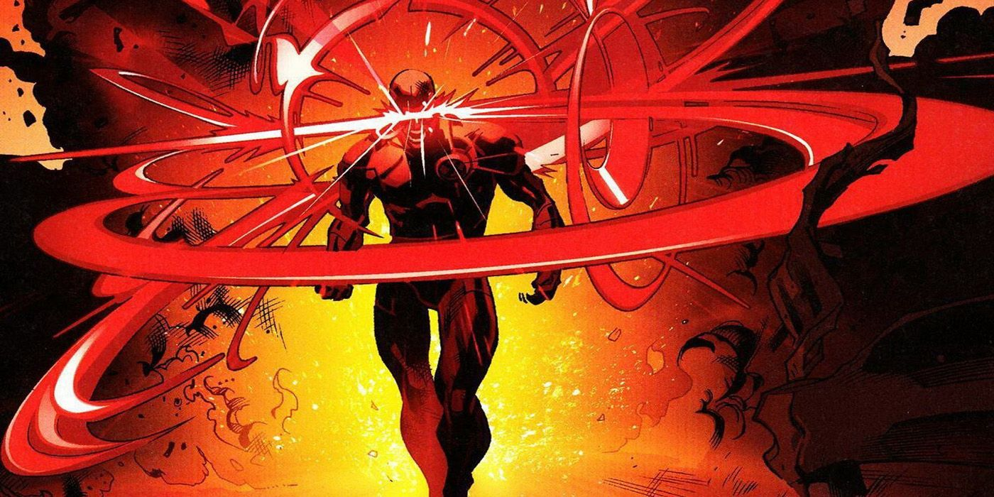 Cyclops Destructive Powers